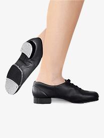 Adult FlexMaster Split-Sole Lace Up Tap Shoes