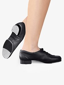 Child FlexMaster Split-Sole Lace Up Tap Shoes