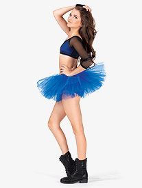 Child 4-Layer Tutu Skirt