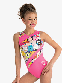 Womens Disney Tsum Tsum Mania Leotard