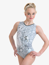 Girls Disney Shimmer & Shine Elsa Leotard