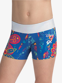 Girls Disney Elena Flower Power Shorts