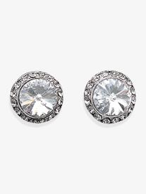 10mm Celestial Button Clip-On Earrings