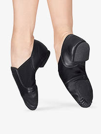 Child E-Series Slip-On Jazz Shoes