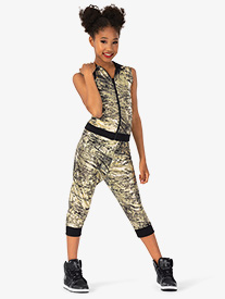 Girls Performance Flexx Crop Jogger Pants