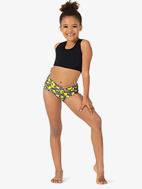 Girls Lemonade Dance Briefs