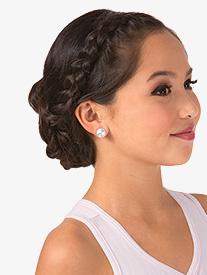 10mm Celestial Button Post Earrings