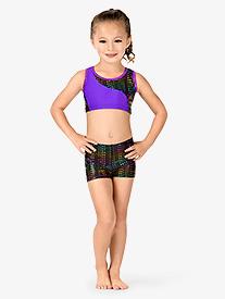 f139c896a Child Matrix Tracer Shorts (Style: G670C)