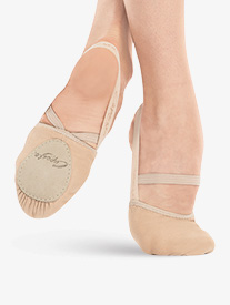 485aa2c546f9 Adult Pirouette II Canvas Lyrical Shoes