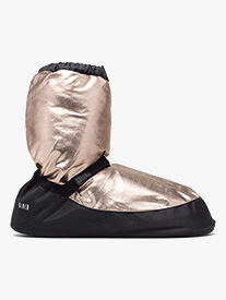 Adult Metallic Warm-up Boots