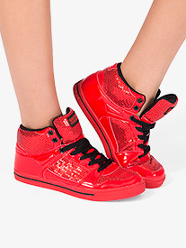 Adult High Top Sneaker