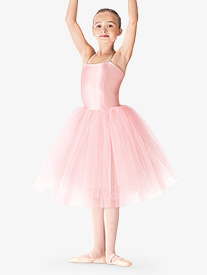 Girls 20 Juliet Skirt Soft Tulle