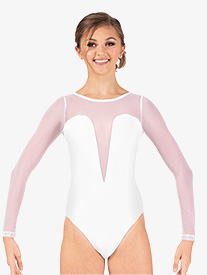 CUSTOM Long Sleeve Leotard