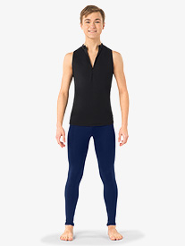 Mens Gregor High Waist Dance Legging