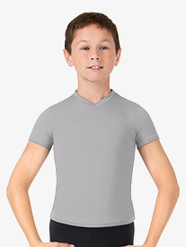 Boys Pasha V-Neck Dance T-Shirt