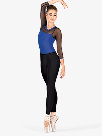 Adult Ankle Length Lightweight Leggings