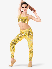 Adult Sequin Leggings
