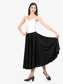 Adult Elastic Waist Character Skirt in Multiple Lengths