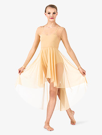 Adult Mesh Lyrical Dress
