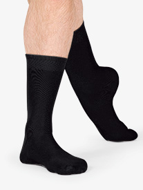 Mens Ankle Dance Socks
