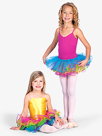 Child Rainbow Tutu Skirt