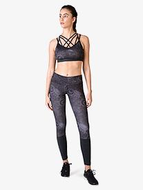 Womens Full Length Workout Leggings
