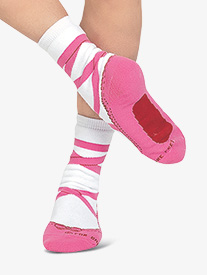 Adult Pointe Shoe Socks