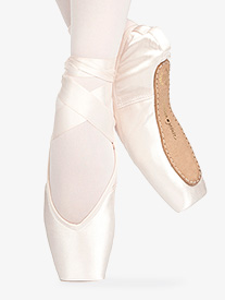 Adult Rubin V-Cut Pointe Shoes