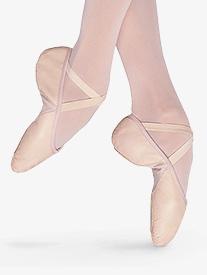 Child Prolite II Hybrid Leather Split-Sole Ballet Shoes