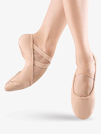 Adult Proflex Canvas Split-Sole Ballet Shoes