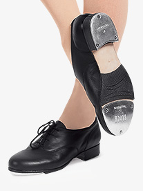 Adult Respect Lace Up Tap Shoes