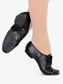 Adult Jazzsoft Lace Up Jazz Shoes