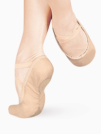 Adult Unisex #1Pro Leather Split-Sole Ballet Shoes