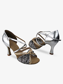 Ladies Latin/Rhythm-Signature Series Ballroom Shoes