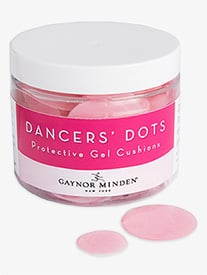 Dancers Dots Protective Gel Cushions