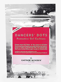 Dancers Dots Protective Gel Cushions Mini Pack