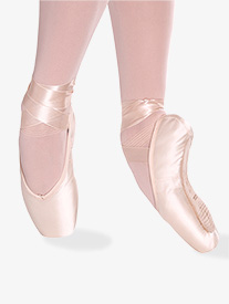 Womens Claudia Satin Pointe Shoes