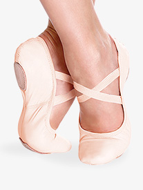 Womens Brit Split Sole Ballet Shoes