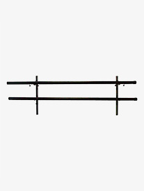 Double 6 Ft. Wall Barre