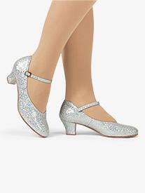 Girls StarLite 1.5 Glitter Character Shoes
