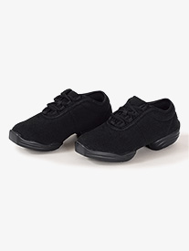 Girls Split Sole Dance Sneaker