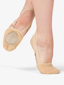 Lyrical Flow Canvas Closed-Toe Lyrical Shoes