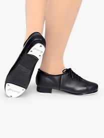 Adult Lace Up Tap Shoes