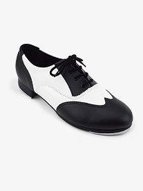 Womens Trent Full Sole Oxford Tap Shoes