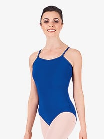 Adult Adjustable Strap Leotard