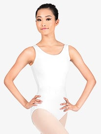 Adult Tank Cotton Dance Leotard