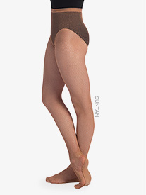 Womens Professional Fishnet Dance Tights