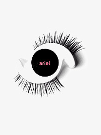 Girls Ariel Mini Fake Eyelashes