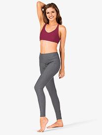 Womens Geo Printed Yoga Leggings
