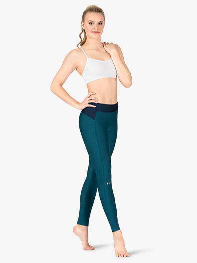 Womens HG Armour Compression Workout Leggings - Style No 1309631